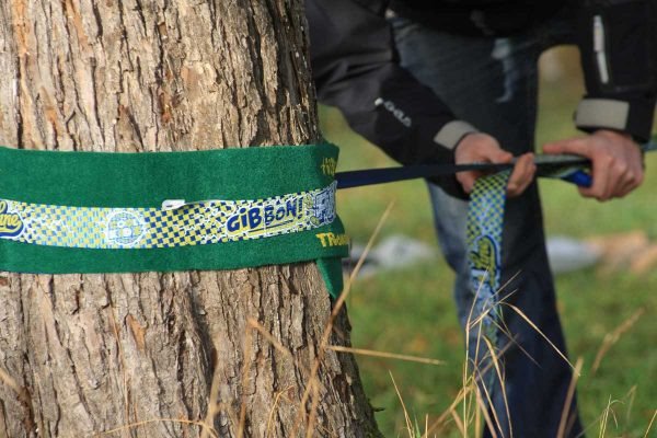 Gibbon-Slacklines-Fun-Line-setup-with-australian-tree-protection