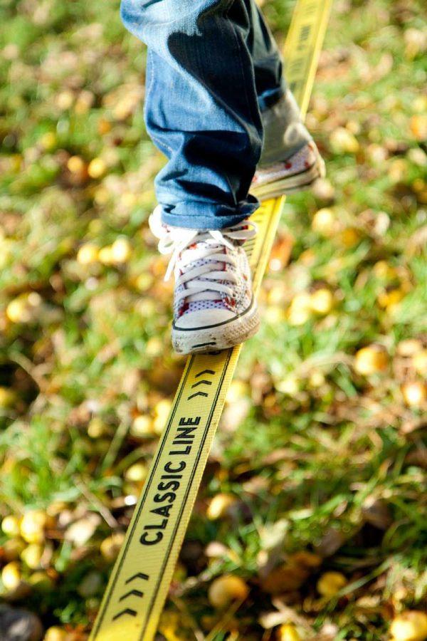 Gibbon-slackline-Classic-Line-X13-kids-shoes-walk-Australia