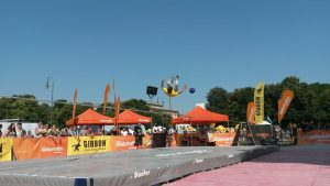 Slackline World Cup Munich Tricks 2015