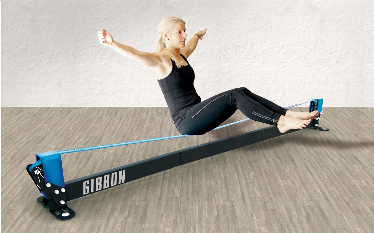 Gibbon Fitness Slackrack 300 for Indoor Exercise ...